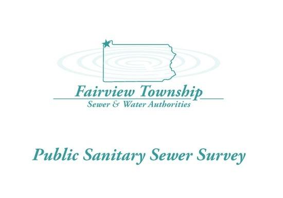 public sewer survey